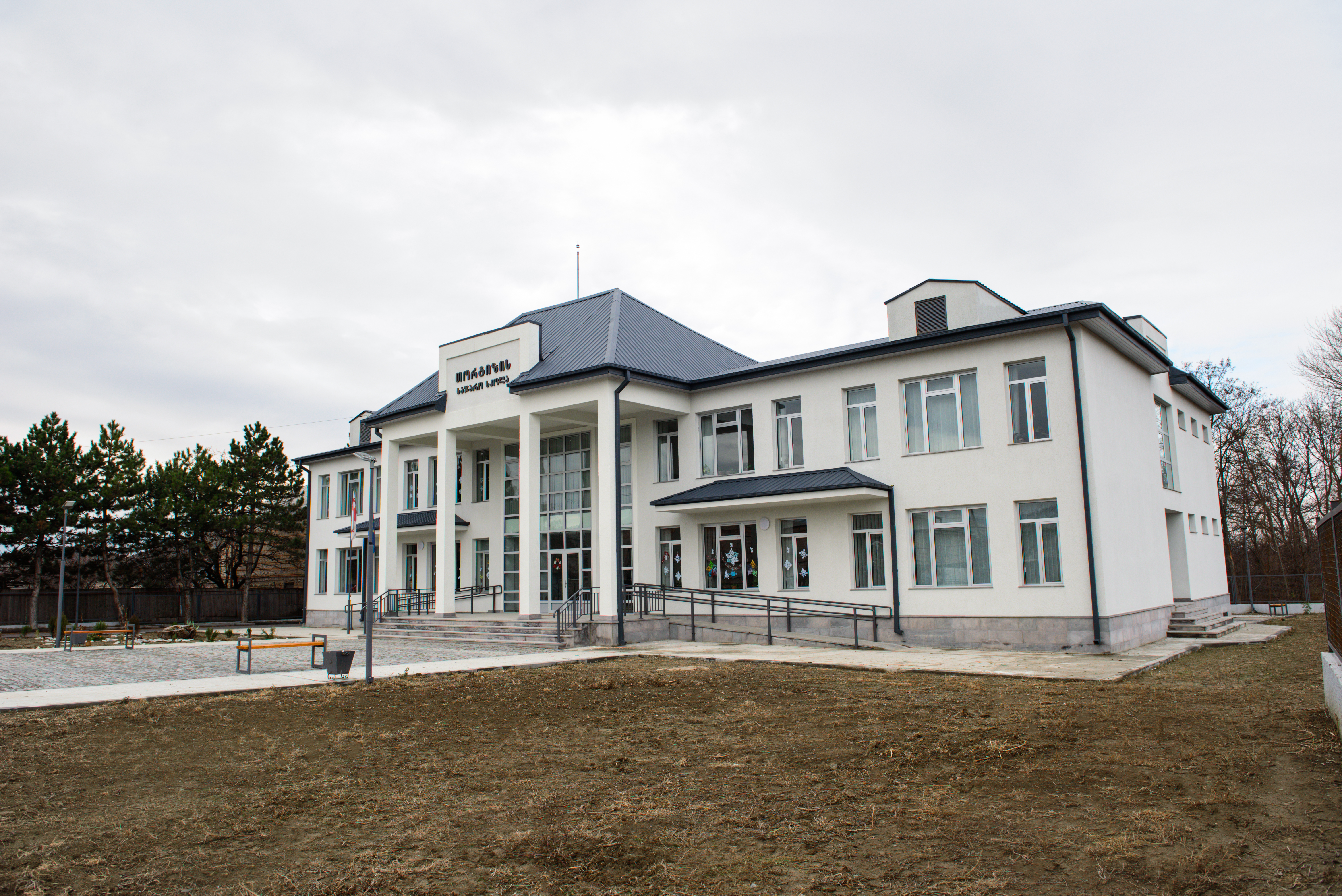 გორის მუნიციპალიტეტის სოფელ თორტიზის საჯარო სკოლა